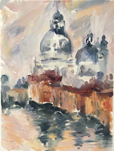 Sunrise in Venice III