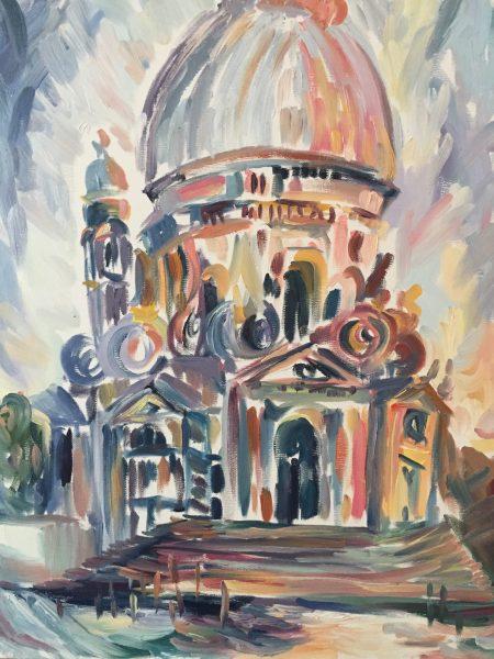 Santa Maria Della Salute IV